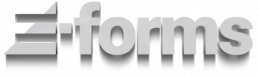 E-forms-lettering